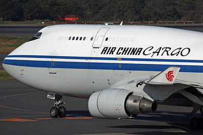 B-2456 B747-400BCF Air China Cargo