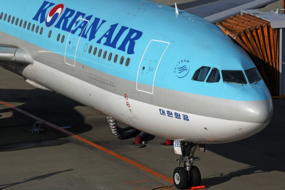 HL7295 A300-600R Korean Air