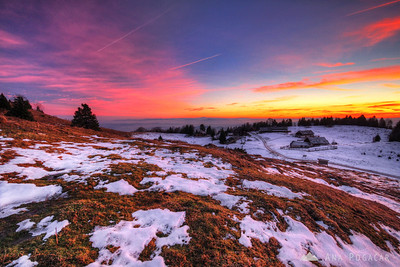 Kriška planina - Jan 15, 2011