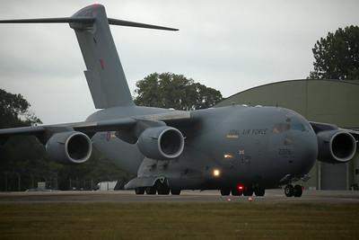 ZZ176 C-17A RAF 99SQ RRR6638