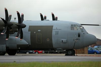 ZH883 C-130 C5 RAF 38EAW