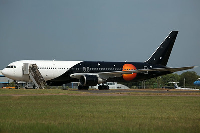 G-POWD B767-300ER Titan Airways