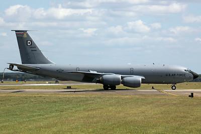 63-8006 KC-135R USAF 351ARS/100ARW 'Quid 65'