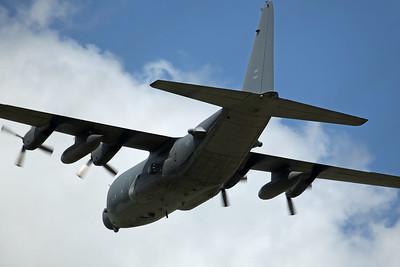 87-0024 MC-130H USAF 7SOS/352SOG