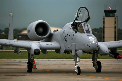 79-0119/KC A-10A USAF 303FS/442FW AFRC 'KC Hawgs'