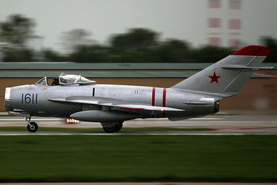 N217SH/1611 Lim-5 (Mig-17F) Fighter Jets Inc (Built in 1959, ex Polish AF)
