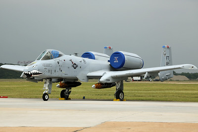 80-0194/FT A-10C 74FS/23WG ('23WG' Moody AFB). A-10 East Demo Team.