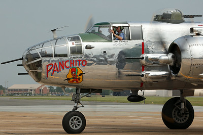 N9079Z/44-30734 TB-25N USAAF 'Panchito' (Rag Wings & Radials Aircraft Leasing LLC, really ex 43-36074)