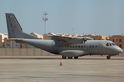 813 CN-235M-110 UAE AF Casa Sq