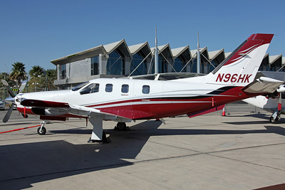 N96HK TBM-850 Continent Aircraft Trust