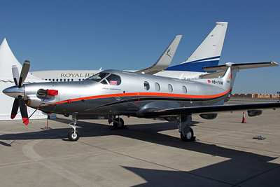 HB-FVW PC-12 AMAC Corporate Jet AG