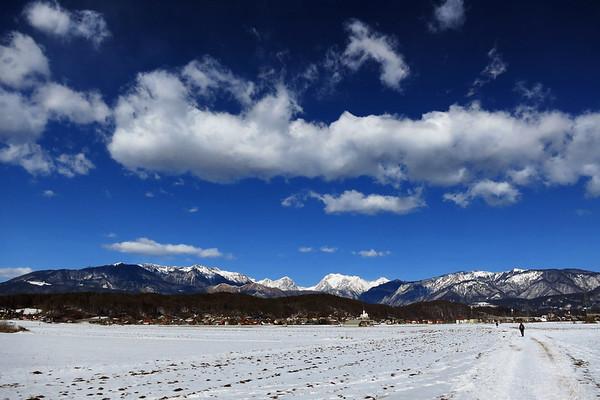 The Kamnik Alps