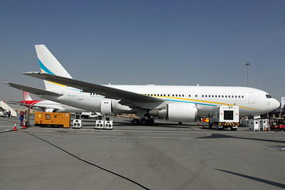 P4-CLA B767-200ER Comlux Aviation Aruba