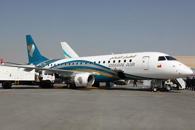 A4O-EB ERJ-170-200LR Oman Air