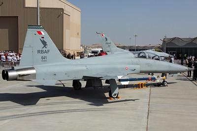 641/85-0053 F-5F RBAF 6FS/TFW