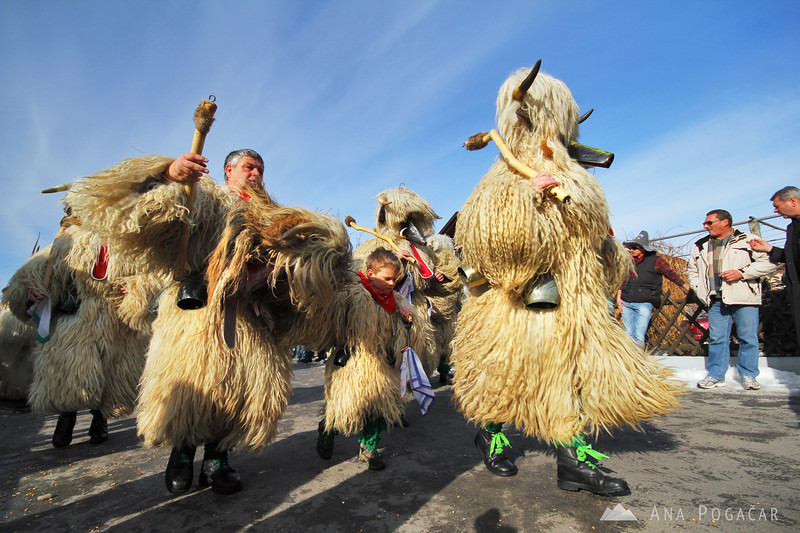 Mardi Gras in Markovci