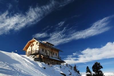 Skiing in Turracher Hoehe - Dec 29, 2012