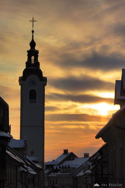 """Kamnik """"skyline"""" :)"""