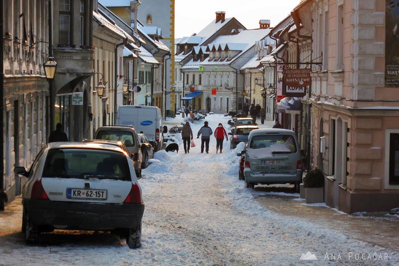 Šutna street