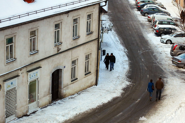 Kamnik streets