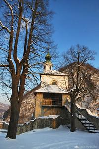 Mali grad chapel