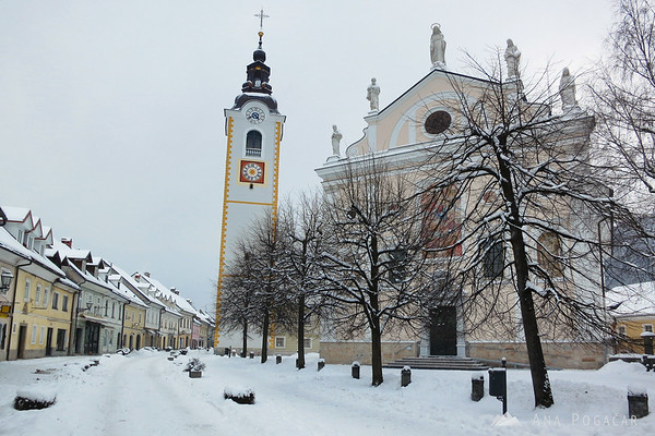 Church of Our Lady on Šutna street