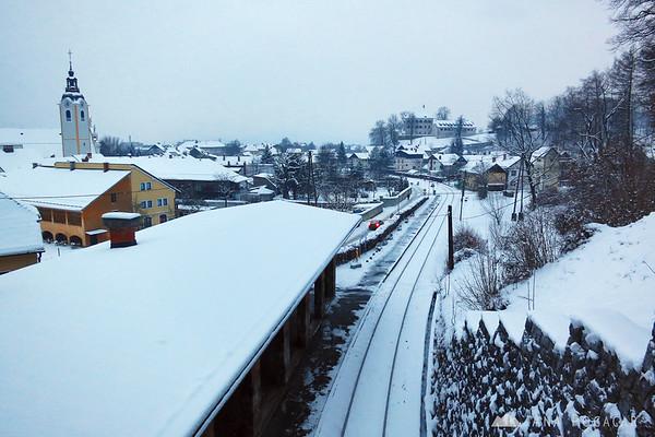 Kamnik train station