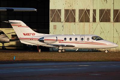 N497XP Beechjet 400XP V&P Midlands Ltd (Based)