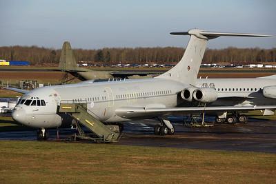 XV108/Y VC-10 C1K RAF 101SQ (Arrived 7Nov for scrapping)