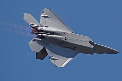 09-4177/FF F-22A USAF 94FS/1FW