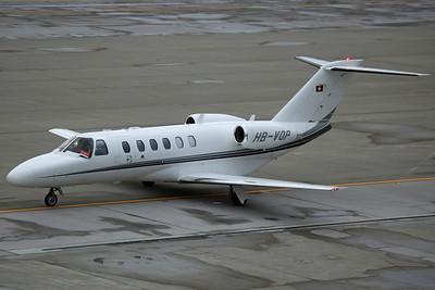 HB-VOP Cessna 525A Albinati Aeronautics SA