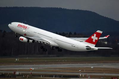 HB-JME A340-300X Swiss International