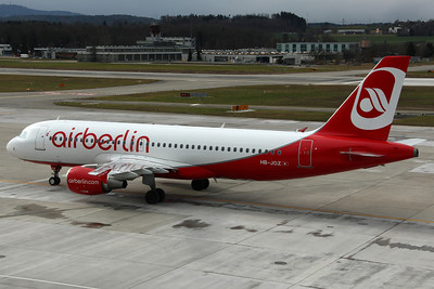 HB-JOZ A320-200 Belair/Air Berlin