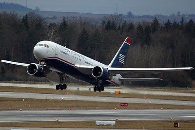 N256AY B767-200ER US Airways