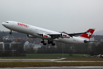 HB-JMK A340-300X Swiss International