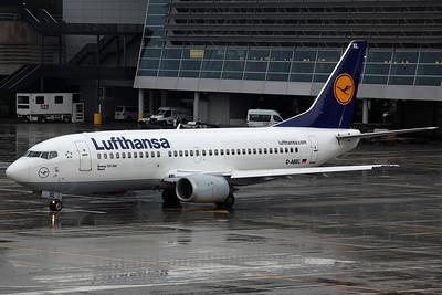 D-ABXL B737-300 Lufthansa