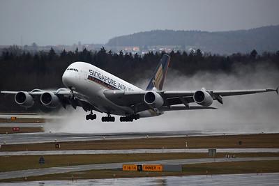 9V-SKE A380-800 Singapore Airlines