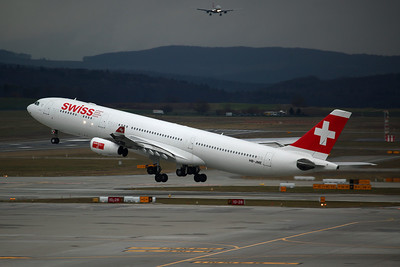 HB-JME A340-300X Swiss International