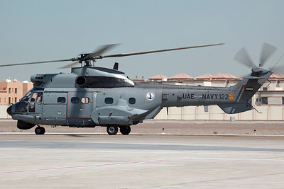 122 AS332B UAE Navy