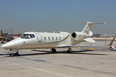 VP-CCD Learjet 60 Solidline AG