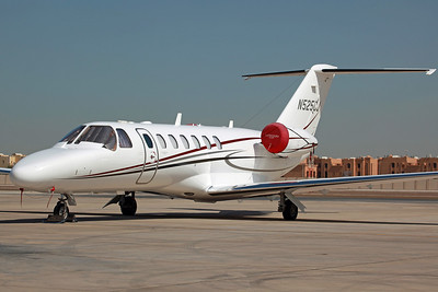 N525CJ Cessna 525B Ahmed Al Thani