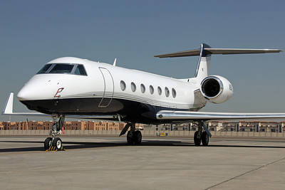 N5GV Gulfstream 550 Executive Jet Management