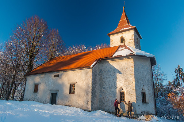 Around Polževo