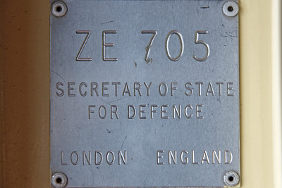 ZE705 Tristar C2 RAF 216Sq. BZZ 22/9/13