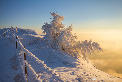 Velika planina - Jan 26, 2013