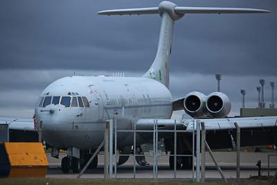 XV104/U VC-10 C1K RAF 101Sq. BZZ 11/8/11