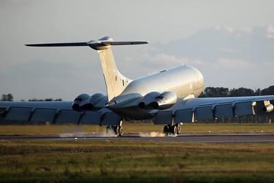 XV106/W VC-10 C1K RAF 101Sq Tartan 33. BZZ 21/7/10