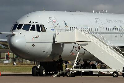 XV104/U VC-10 C1K RAF 101Sq. BZZ 21/7/10