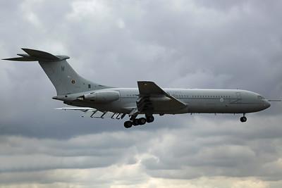 XV106/W VC-10 C1K RAF 101Sq Tartan 51. BZZ 12/8/11