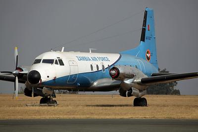 AF602 HS748-2A Zambia AF